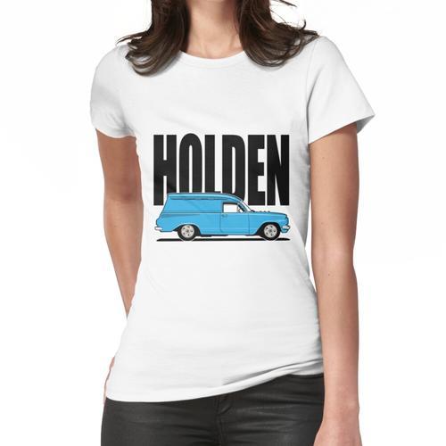 EH Kastenwagen - Blau Frauen T-Shirt