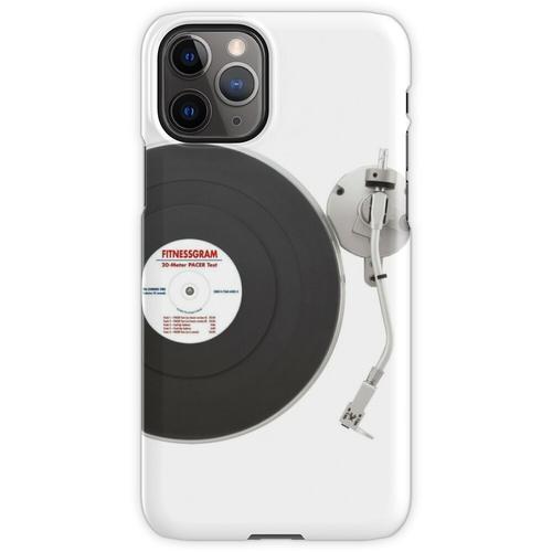 Fitness Gram Pacer Testbericht iPhone 11 Pro Handyhülle
