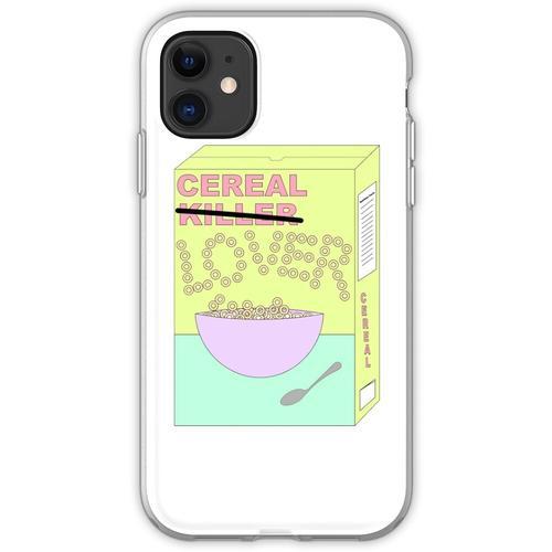 Getreide Liebhaber Box von Getreide Flexible Hülle für iPhone 11