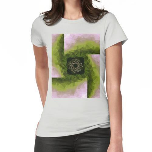 Hakenkreuz 11 Frauen T-Shirt