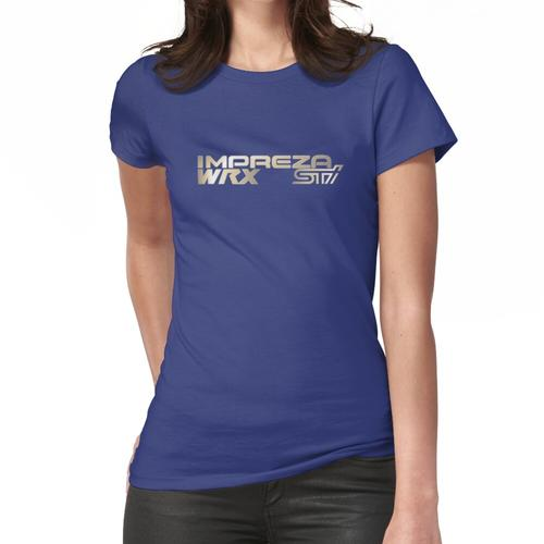 Scoobie WRX STI Frauen T-Shirt
