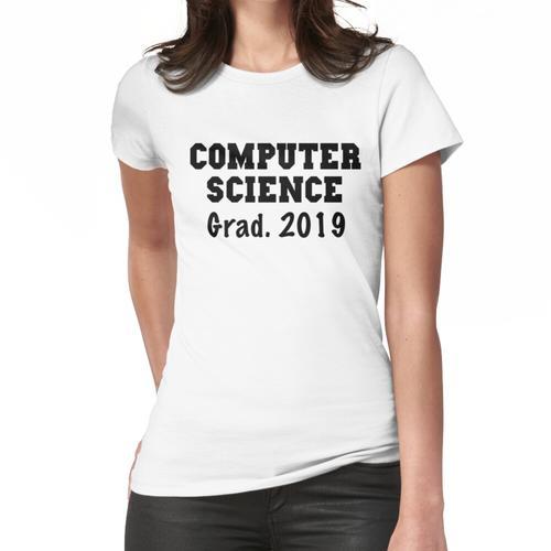 Informatik-Abschluss-Geschenke - Hemd der Informatik-Absolvent-2019 - Informatik-Staf Frauen T-Shirt
