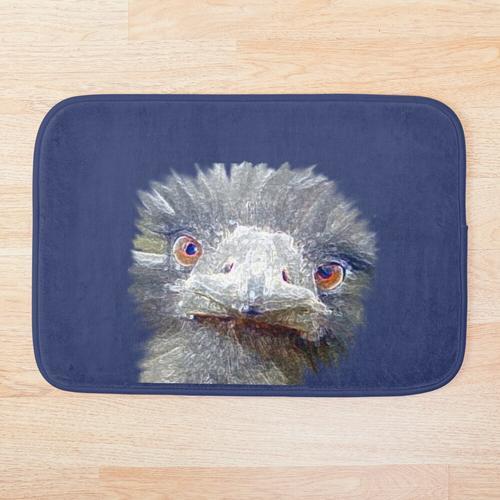 Elektrischer Emu Badematte