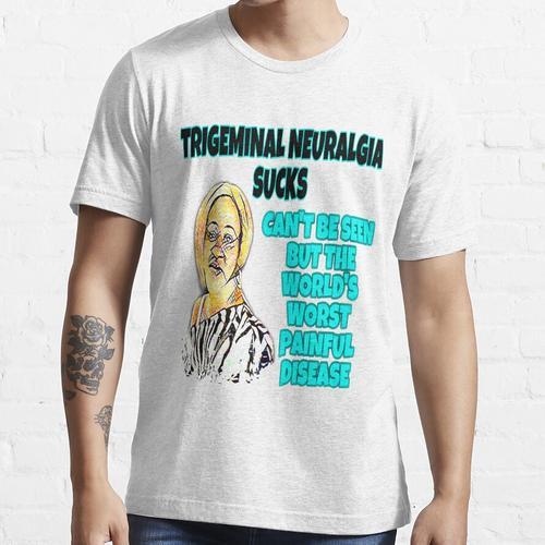 Trigeminusneuralgie Essential T-Shirt