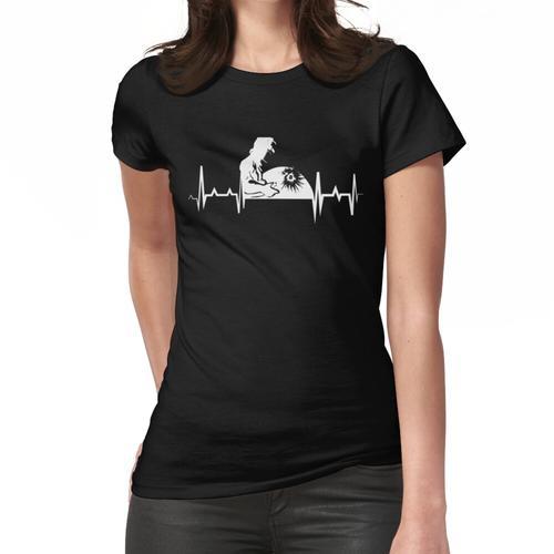 Welder Schweißer Arbeit Frauen T-Shirt