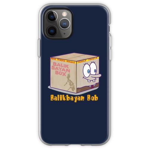 BALIKBAYAN BOB Flexible Hülle für iPhone 11 Pro