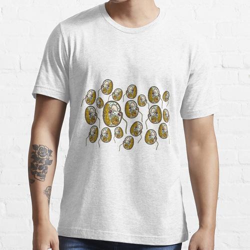 Dinoflagellate Druck Essential T-Shirt
