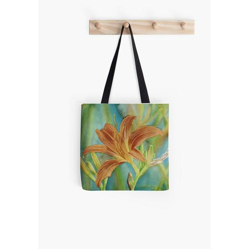 Taglilie Tasche