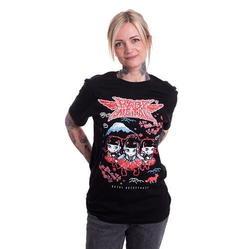 Babymetal - Pixel Tokyo - - T-Shirts
