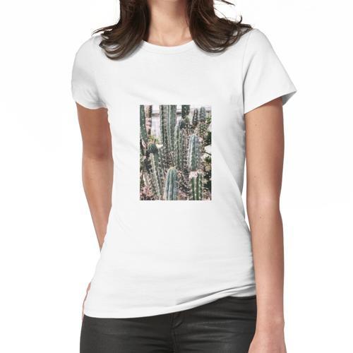 Gewächshauskakteen Frauen T-Shirt