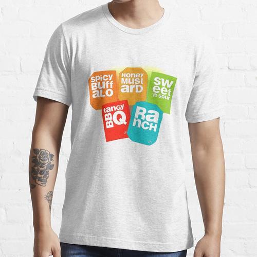 Saucen McDonald's Essential T-Shirt