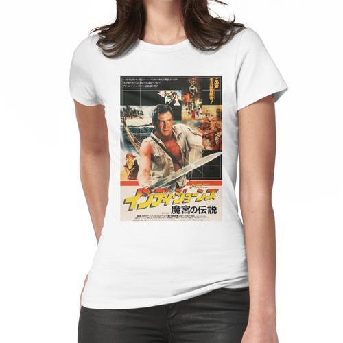 Tempel des Kristallschädels Frauen T-Shirt