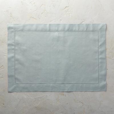 Classic Hemstitch Solid Placemat...