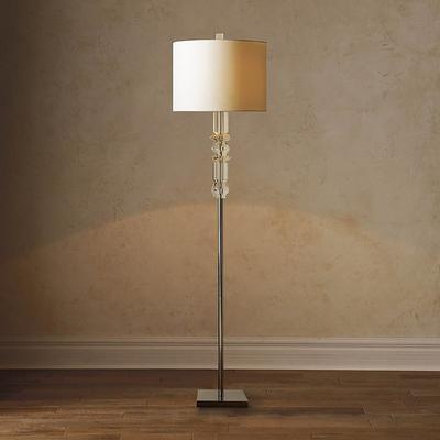 Diana Crystal Floor Lamp - Clear...