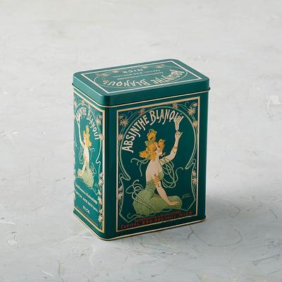Vintage Absinthe Blanqui Tin - F...