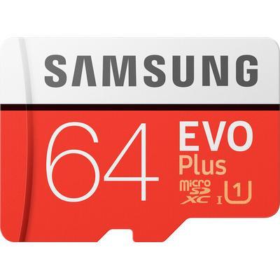 Samsung EVO Plus 64GB micro SD Memory Card