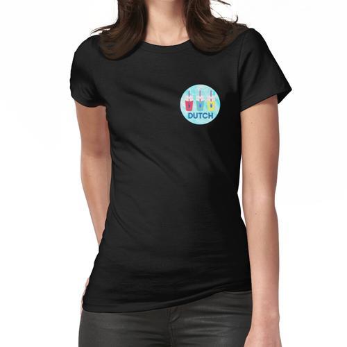 holländischer bros kaffee Frauen T-Shirt