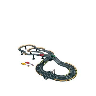 GB Pacific Grey Battery Operated Drive Road Race Set
