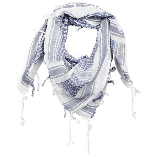 Brandit Shemag Palästinenserschal Schal - blau weiß