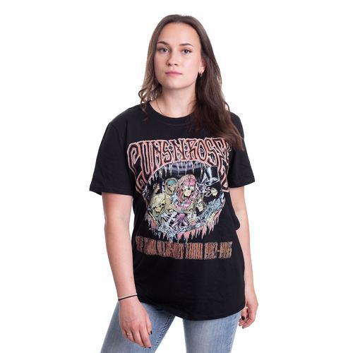 Guns N' Roses - Illusion Monsters - - T-Shirts