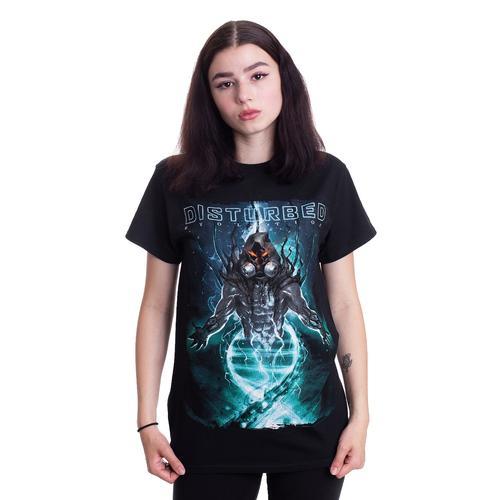 Disturbed - Evolve Dateback - - T-Shirts