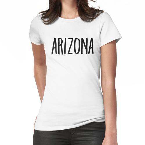 Arizona-Kunst AZ Arizona USA Frauen T-Shirt
