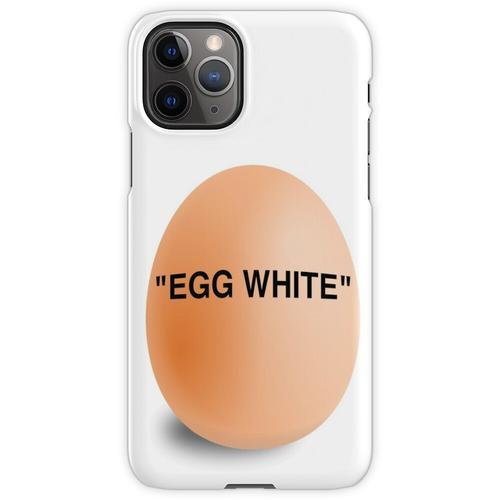 Eiweiß iPhone 11 Pro Handyhülle