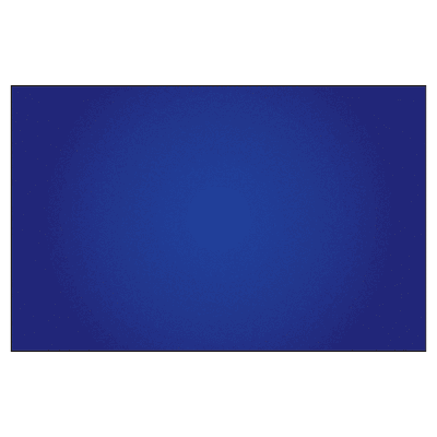 """Accuform Signs LPM147X Disposable Work Mat w/ Adhesive Backing - 12 1/2"""" x 19 1/2"""", Plastic, Blue"""
