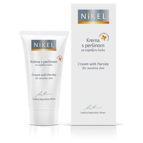 NIKEL Creme - Petersilie 50ml Gesichtscreme 50.0 ml