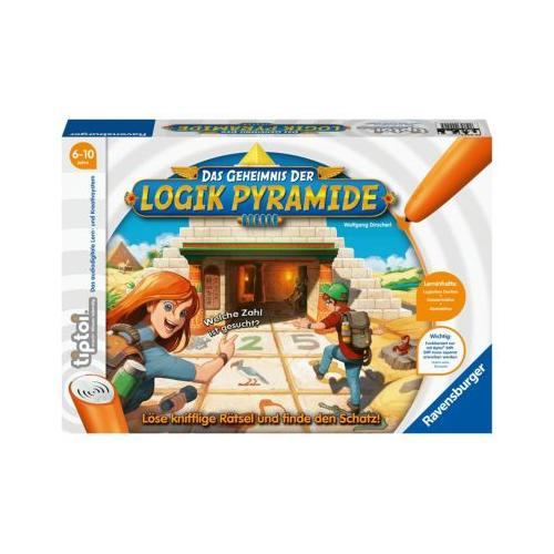 tiptoi® Das Geheimnis der Logik-Pyramide