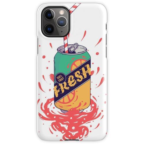 Orangenlimonade iPhone 11 Pro Handyhülle