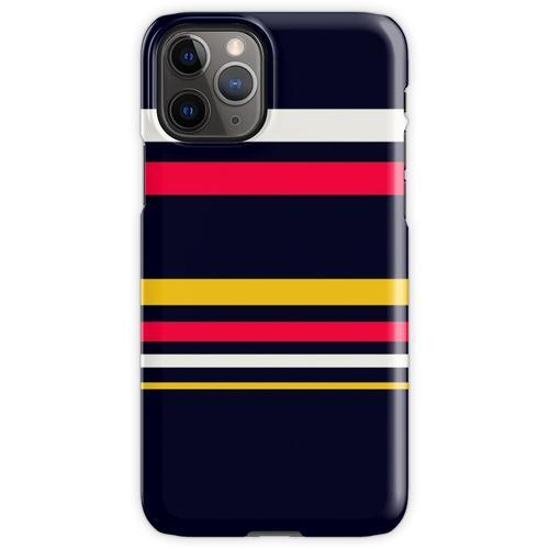 Flache Streifen iPhone 11 Pro Handyhülle