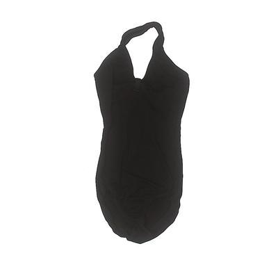 Motion Wear Leotard: Black Solid...