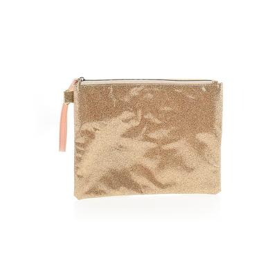 Wristlet: Gold Bags