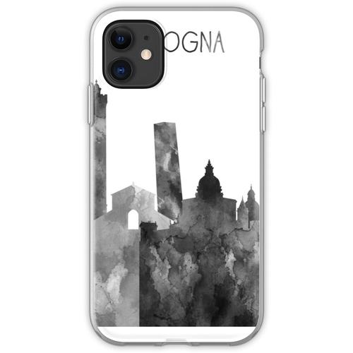 Bologna, Bologna Skyline, Aquarell Bologna Flexible Hülle für iPhone 11