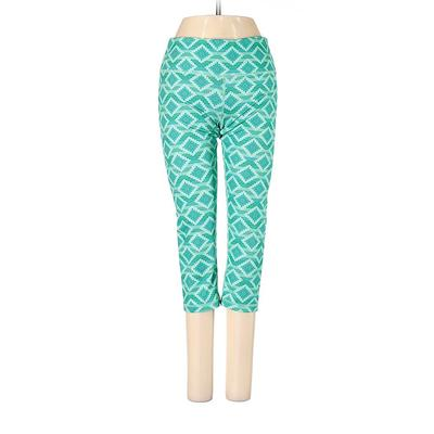 Scorpio Sol Active Pants - Elastic: Blue Activewear - Size Small