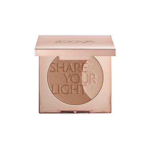 ZOEVA Teint Highlighter Radiant Bronzer Lumi 0.4 1 Stk.