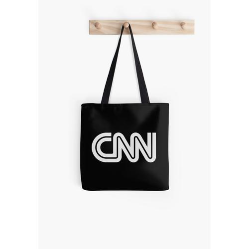 CNN TV-Netzwerk Tasche