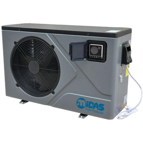Full-Inverter Wärmepumpe Mida.Joy 17 bis 16,80kW + Bypass Set Basic und Pflegeset
