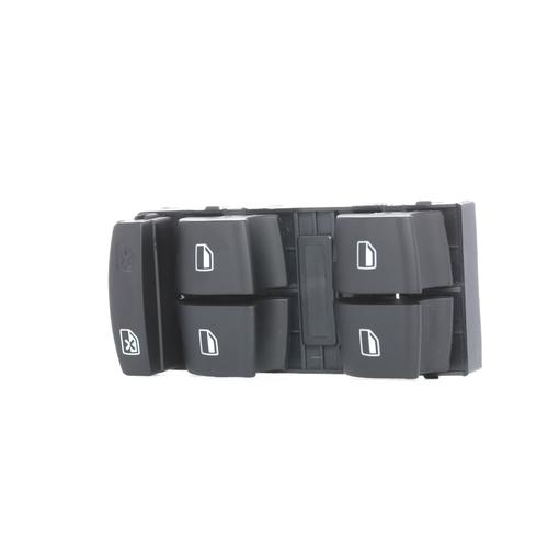 TOPRAN Schalter, Fensterheber 114 754 AUDI,A6 Avant 4F5, C6,A3 8P1,A6 4F2, C6,Q7 4L