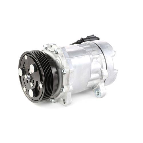 HELLA Kompressor 8FK 351 125-751 Klimakompressor,Klimaanlage Kompressor VW,AUDI,SKODA,GOLF IV 1J1,GOLF V 1K1,GOLF IV Variant 1J5,SHARAN 7M8, 7M9, 7M6