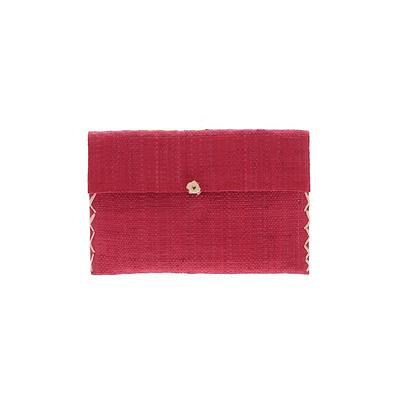 Clutch: Red Bags