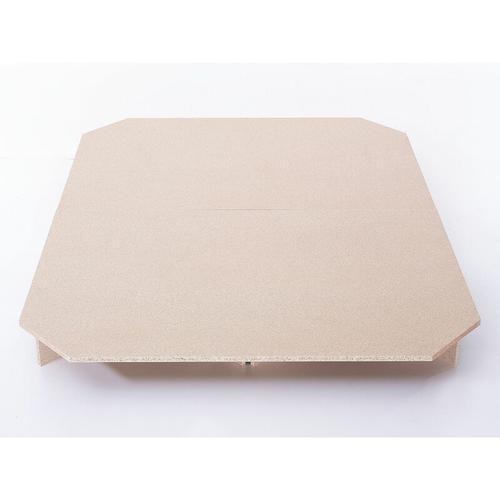 Podest für Wasserbettmatratzen MDF-Platte für Betten 140 x 200 cm Schlafzimmer