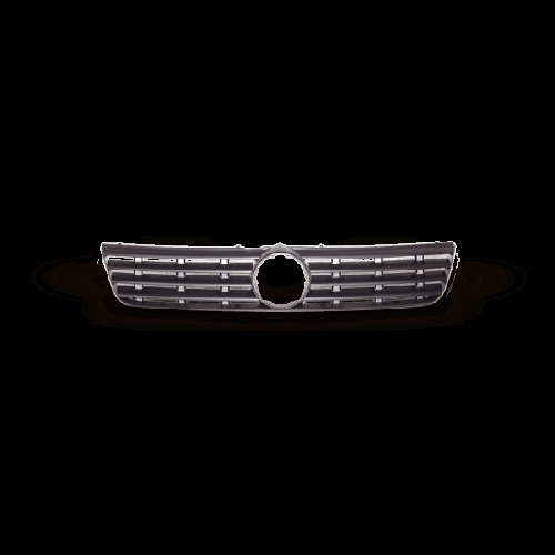DIEDERICHS Kühlergrill 1223440 Kühlergitter BMW,5 E39