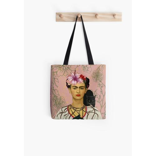 Frida Khalo Duschvorhang Tasche
