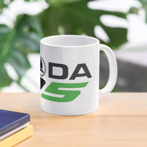 Skoda Motorsport R5 Tasse