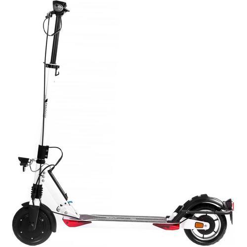 SXT Scooters E-Scooter Light Plus V - eKFV Version weiß Elektroscooter Elektroroller Motorroller Mofas