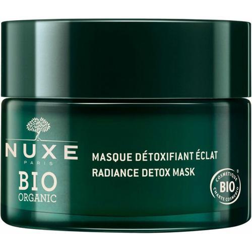 Nuxe Bio Entgiftende Maske für neue Leuchtkraft 50 ml Gesichtsmaske