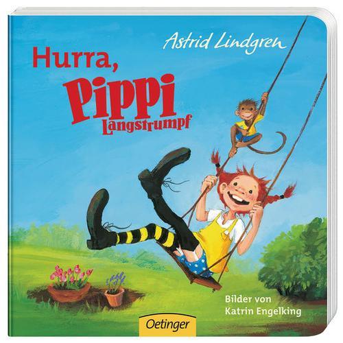 JAKO-O Hurra, Pippi Langstrumpf, bunt