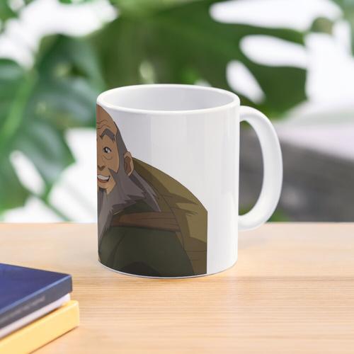 Onkel Iroh mit Tee Avatar Tasse